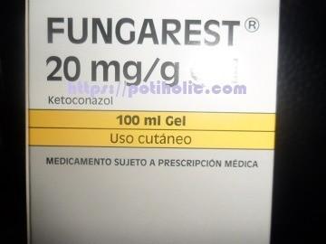 fungarest es un medicamento