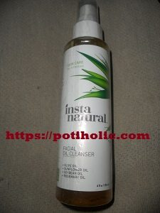 Limpiador de aceite Instanatural