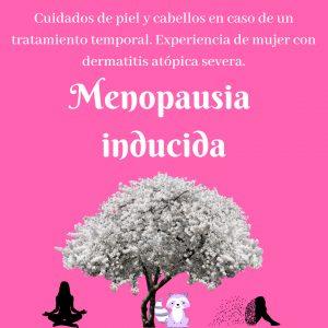 rutina de belleza para la menopausia temporal inducida