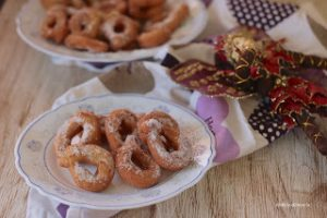 recetas con jengibre. roscos de jengibre