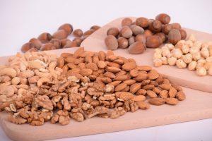 semillas comestibles frutos secos