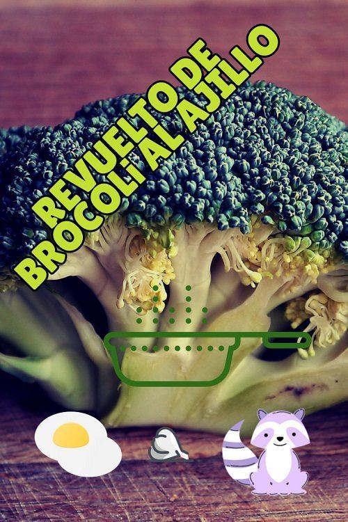 brocoli receta facil para camuflar el sabor
