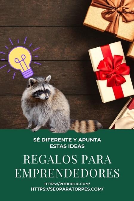 regalos para emprendedores, regalos utiles