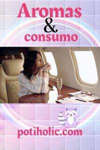 aromas y consumo